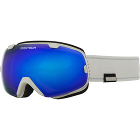 Spektrum G002 Goggles, cool grey/brown revo mirror blue